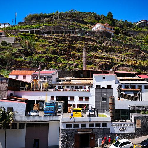 Engenhos da Calheta, dean of Madeira