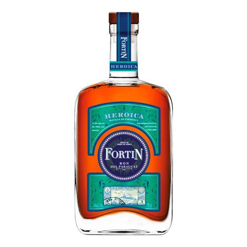 Fortin, paraguayan rum 100% biological