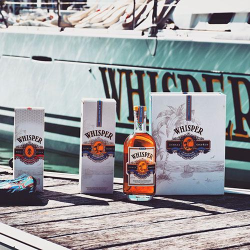 Whisper Rum, le murmure des Caraïbes